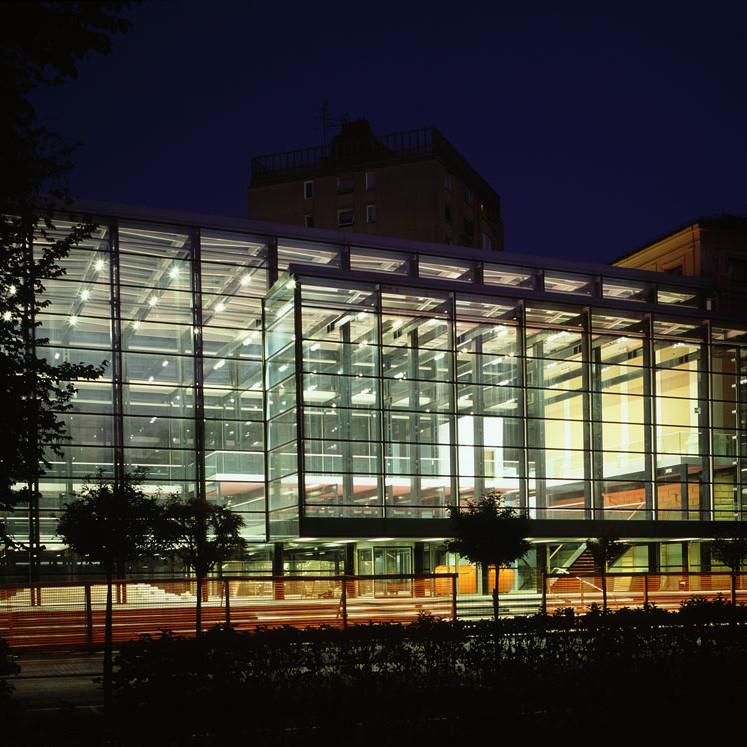 Osrednji del Narodne galerije