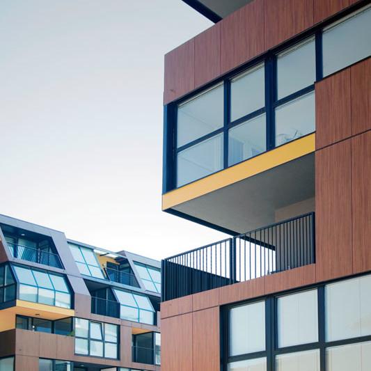 Stanovanjski kompleks Poljansko nabrežje