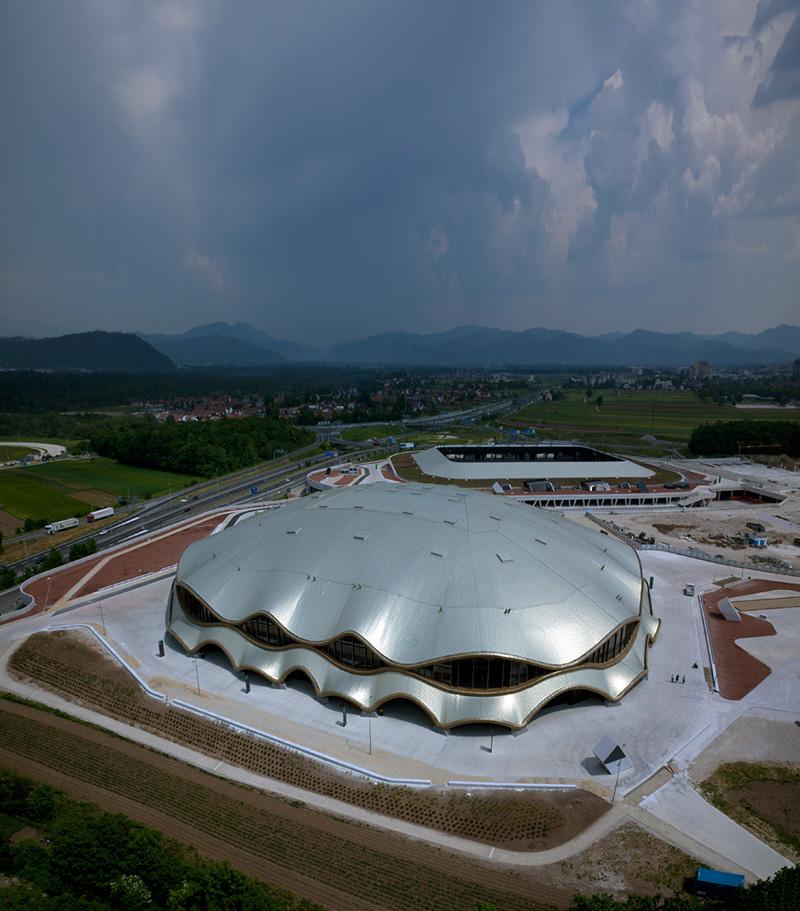 Športni center Stožice 1