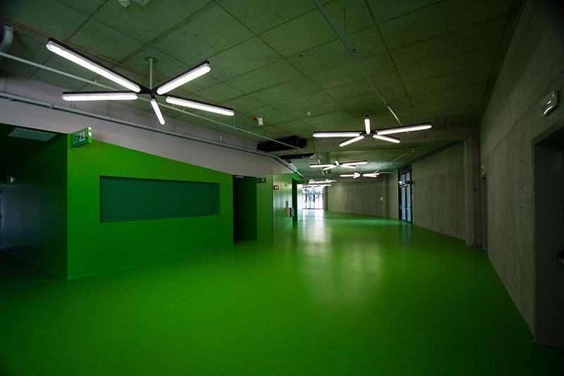 Športni center Stožice 4