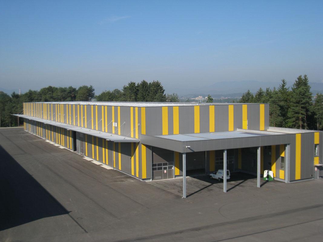 Center za ravnanje z odpadki RCERO, Celje