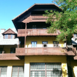 Obnova stavbe hotel Tivoli – »Švicarija«, Ljubljana